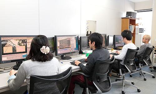 サン神戸映画社の業務、電子作画
